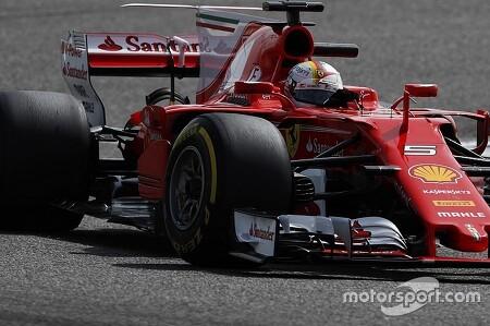 [2017 F1] 베텔, 러시아 GP의 낮은 기온 '걱정 안 해'