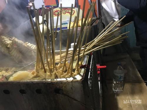 안동 붕어빵 탐방 옥동 신세계횟집 앞 잉어빵과 오뎅