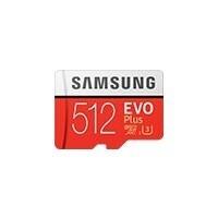 삼성 EVO PLUS 512GB 마이크로 SD카드 출시할 듯