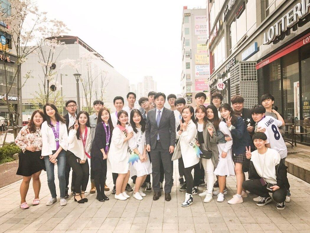 2017 인천공항교회 청년부 Jesembler 부활절 전도 (하늘도시)