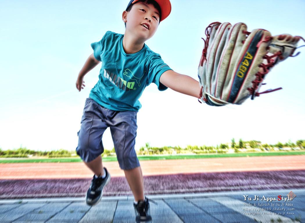 야구 연습(X70)...
