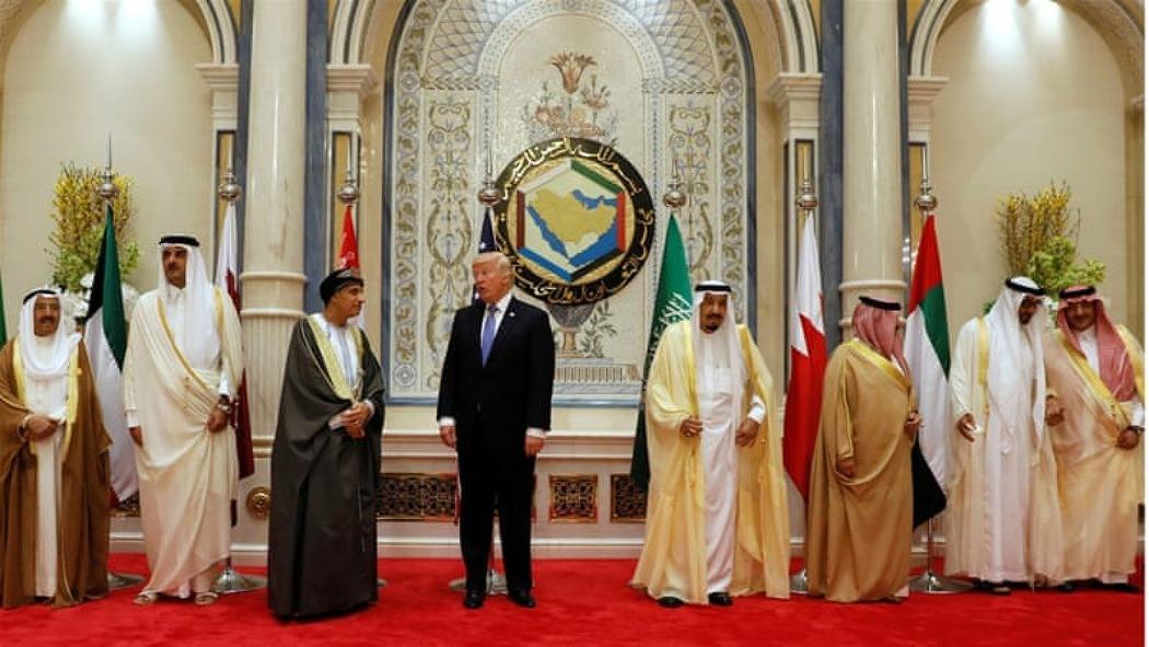 3,4월경 미국 중재로 카타르-사우디-UAE 고위..