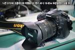 니콘 D7200 크롭바디와 여행용으로 적합한 DX 렌즈 16-85 vr 표준줌렌즈 사용 후기