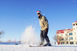 [야불리] 중국 야불리 클럽메드 스키장, 대륙의 설원을 누벼라!