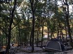 의왕시 바라산 자연휴양림 야영장을 다녀왔습니다.