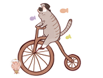 야옹군의 자전거 여행 ^0^