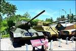 전쟁기념관-옥외 무기 전시장