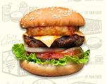 버거앤버거, 맥도날드 버거킹보다 착한 가격과 맛!