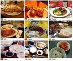 일본인이, 한국인이 올린 세계인의 식탁!