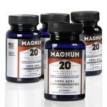 [전립선건강제] 전립선 남성건강식품 매그넘20 쏘팔메토 복용후기