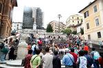 [여행볼거리 - 로마] 로마의 휴일, 그리고 스페인 계단.