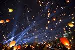 풍등축제. 대구 달구벌 연등회에서 풍등 날리기 [14PIC]