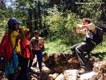 요즘 매일 숲으로 등교하는 스페인 아이들