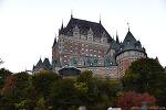 리틀프랑스 캐나다 퀘벡(Quebec), 몽모랑시 폭포