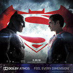 돌비 애트모스가 들려주는 최강 사운드의 히어로무비! '배트맨 대 슈퍼맨: 저스티스의 시작'