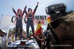 2017 WRC 프랑스 랠리 현대차 우승