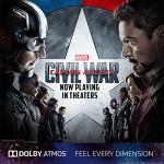 이케아 그리고 롯데시네마 광명아울렛점에서 '캡틴 아메리카 : 시빌 워'를 돌비 애트모스로 감상하다!