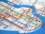 뉴욕 지하철 타기 - 요금, 뉴욕 메트로 패스, 뉴욕 지하철 노선도(PDF)