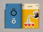 귀여운 일러스트가 돋보이는 헝가리 알파벳 책 디자인