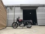 트라이엄프 본네빌 T100 3,000km 점검, Triumph Bonneville T100, 클래식바이크, 아트바이크