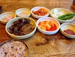 마포 도화동맛집 돼지야 국밥