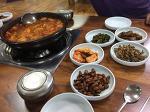 이천 맛집 고추장 삼겹살 두부찌개 와 백김치