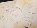 인테리어 일기 12. 주방 인테리어 디자인 계획 및 전기공사