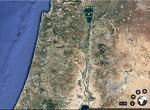 [구글어스] 요한복음 성경 지도