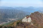 [충주 / 월악산 / 영봉] 가을, 월악산 등산을 하다. 월악산 영봉 1097m  2017