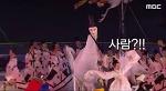 김연아도 제친 역대급 씬스틸러, 인면조 동영상