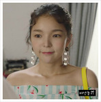 다시 만난 세계 17회: 박진주 오프숄더 블라우스 & 노란 가방, 상큼발랄한 썸머룩 코디 스타일링, 홍진주 패션