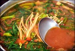 옥연지,송해공원근처 맛집 옥포식당
