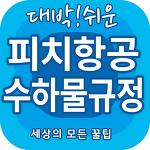 [꿀팁] 피치항공 수하물규정(수화물규정) 에 대해 알아볼까요?