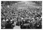 프랑스 5월 혁명, 68혁명, 평등, 인권, 공동체주의 등의 진보적인 가치들이 자리매김하다.