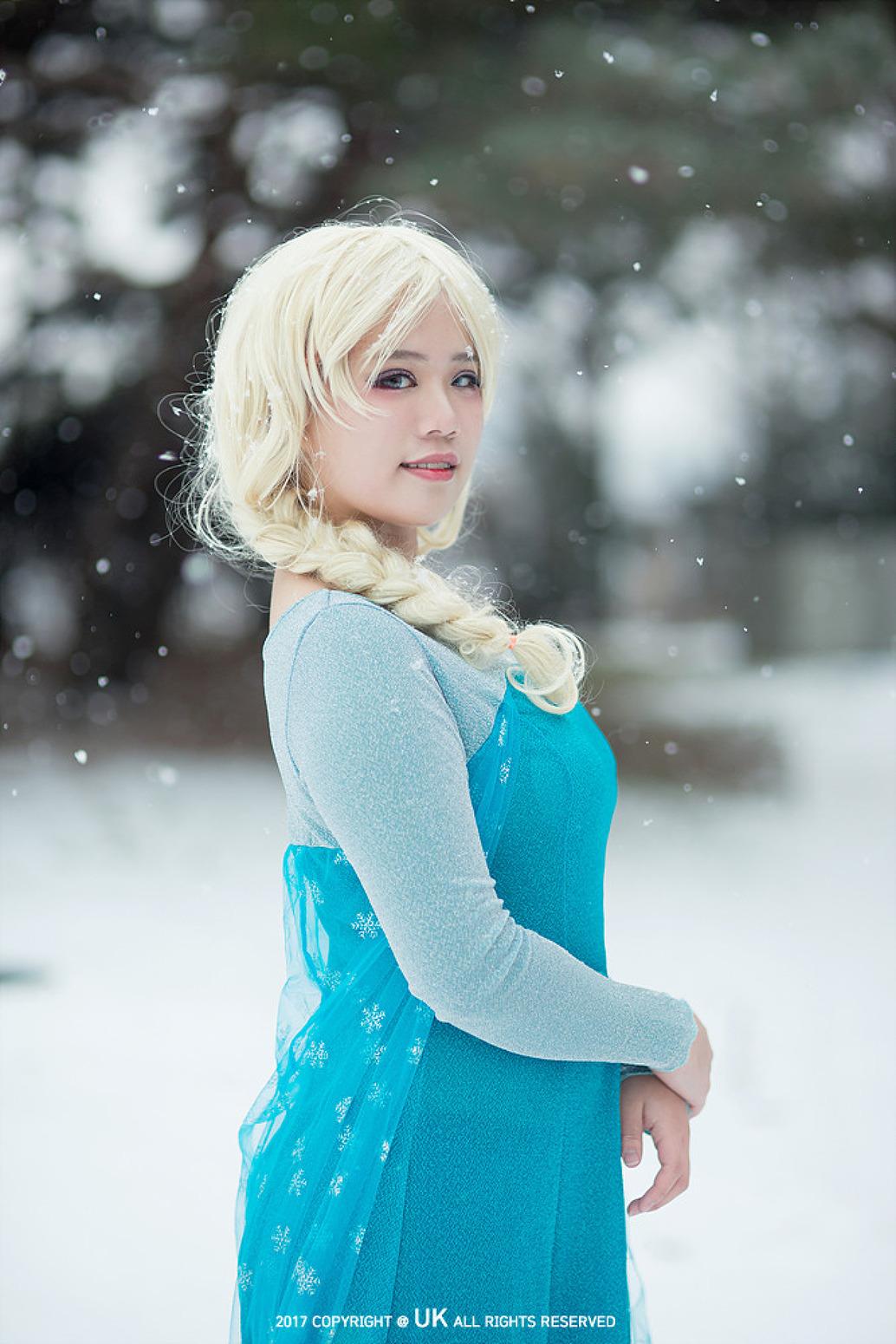 겨울왕국 엘사 - 루시님