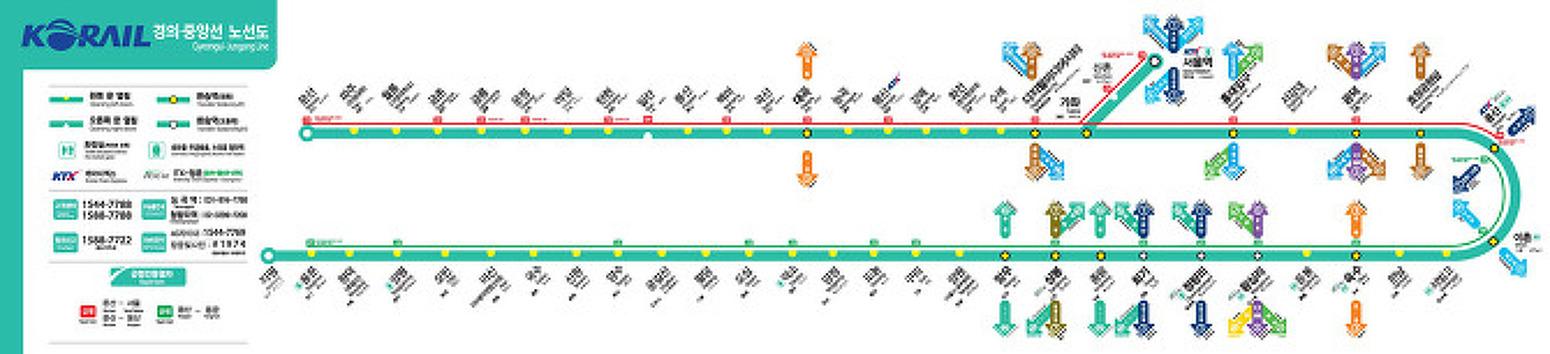 [코레일] 경의 중앙선 전철 '지평역' 개통 - 2017년 1월 21일부터 하루 8회 운행