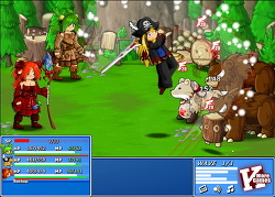 플래시RPG게임 - 에픽배틀판타지4