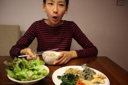 아토피 식단 #1 / 현미채식/ 해독식단