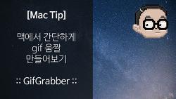[Mac App] 맥에서 간단하게 Gif 움짤 만드는 방법은? :: Gifgrabber