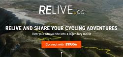 Relive.CC 릴리브 스트라바 동영상 다운로드 하는 방법