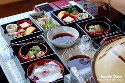 일본, 교토: 교토에서 신선놀음 - 아라시야마 뱃놀이 하며 멋진 점심을 즐겨요.