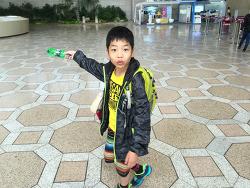 한국여행 - 출국