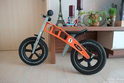 퍼스트바이크 첫느낌! 유아용자전거 밸런스바이크 어때? - 설아수아 자전거 유아선물 참고.