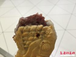[스카이트리맛집/도쿄맛집] 긴노앙 銀のあん - 다이후쿠 타이야끼 (찹쌀떡 붕어빵)