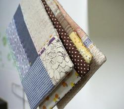 자투리천 활용 - 오븐장갑/냄비받침 만들기
