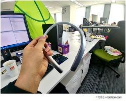 영맨 회사원을 위한 블루투스 넥밴드 이어폰 HBS-920 톤플러스 사용기