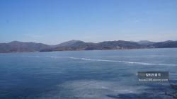 겨울 경기도 드라이브 코스 : 팔당댐 ~ 두물머리 ~ 용담대교