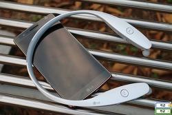 음질좋은 블루투스 이어폰, LG 톤플러스 HBS-900