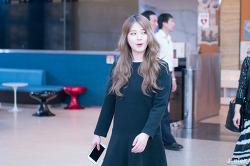 160831 KBS 박지윤의 가요광장 출퇴근 주니엘 직찍