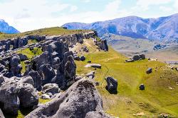 뉴질랜드 지질답사여행37 - 쿠라타위티